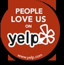 People Love Us on Yelp