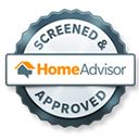 HomeAdvisor List Badge