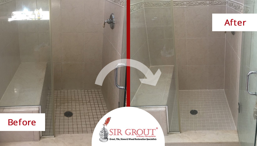 From Disastrous to Immaculate: Read How a Grout Recoloring Restored ...