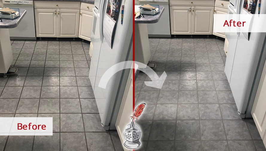 Our Grout Cleaning Experts In Richboro Pa Restored And